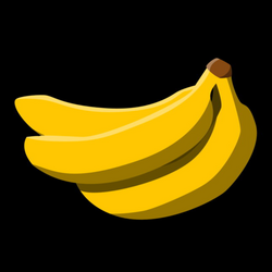 pile of bananas png