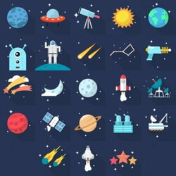 planeten clipart order painting
