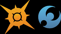 Pokemon Sun and Moon rendered logos by RSC-Cooper-Inc on DeviantArt