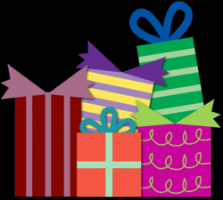 Download BIRTHDAY PRESENT Free PNG transparent image and clipart