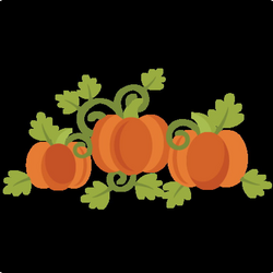 pumpkin clipart group