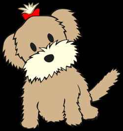 puppy svg file