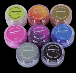 putty transparent silicone bouncing