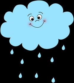 Raindrops Clipart Smiley Picture 189960 Raindrops Clipart Smiley