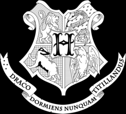 Hogwarts crest coloring page - Coloring Pages & Pictures - IMAGIXS ...