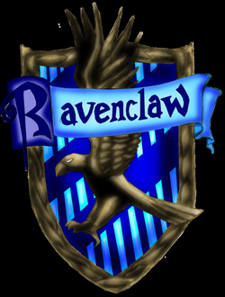 Ravenclaw Crest by ShinFurevindo on DeviantArt