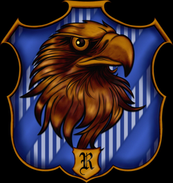 Ravenclaw Crest by witcheewoman on DeviantArt
