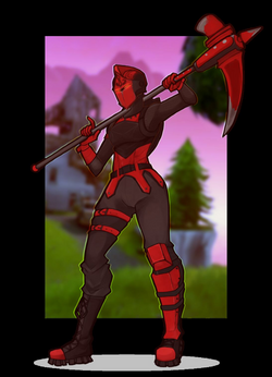 Red knight by CaseyKeshui on DeviantArt