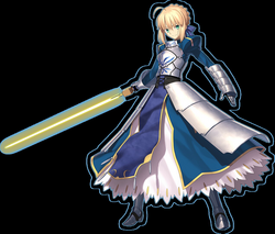 Saber transparent devil, Picture #1467356 saber transparent master