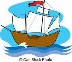 sail clipart tall ship