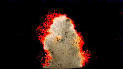 Sand Explosion PNG PNG Image - PurePNG | Free transparent CC0 PNG ...