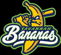 savannah bananas logo png