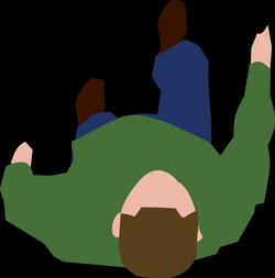 commons clipart 4 person