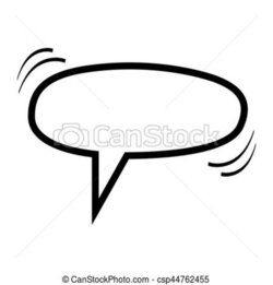 shape clipart dialogue