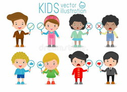 sharing clipart thumbs up