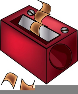 Free Clipart Of A Pencil Sharpener | Free Images at Clker.com ...