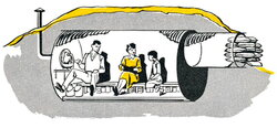 shelter clipart fallout shelter