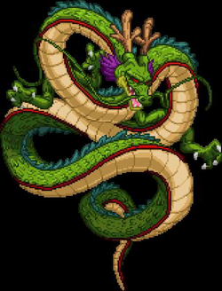 shenron transparent original