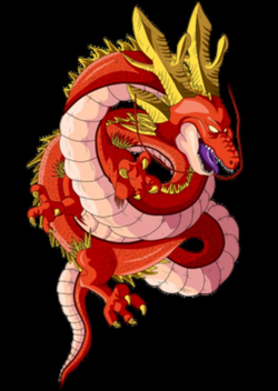 shenron transparent ultimate