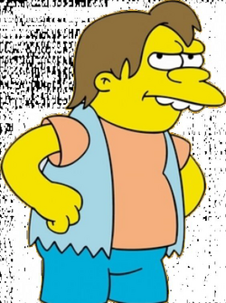 simpsons haha png