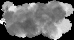 Black Smoke transparent PNG - StickPNG
