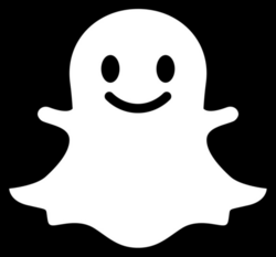 File:Snapchat Ghost with Face.svg | Logopedia | FANDOM powered by Wikia