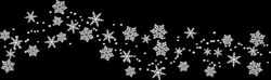 28+ Collection of Transparent Snowflake Clipart | High quality, free ...