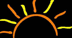 Half Sun Png Picture 2059945 Half Sun Png