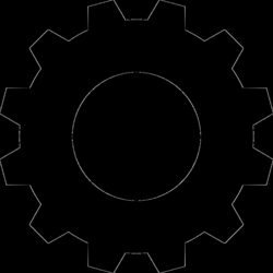 Gear Svg Png Icon Free Download (#309889) - OnlineWebFonts.COM