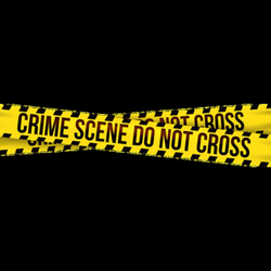 Crime Scene Do Not Cross transparent PNG - StickPNG