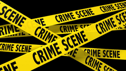 Police tape PNG images free download