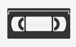 tape clipart vhs tape