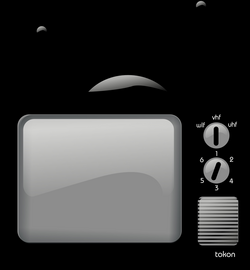 Tv Clip Art Television% | Clipart Panda - Free Clipart Images