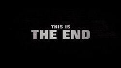 the end clipart cool