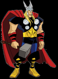Thor Free Clipart