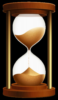 timer clipart hourglass
