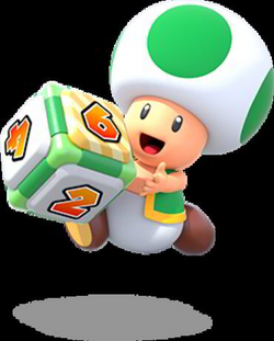 Toad Transparent Mario Party 9 Picture 1210758 Toad