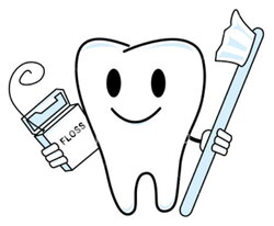 toothbrush clipart toothbrush floss