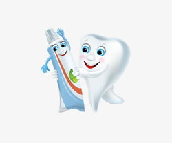 toothbrush clipart toothpaste box