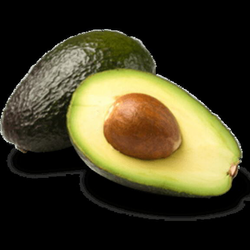 Avocado Sliced transparent PNG - StickPNG