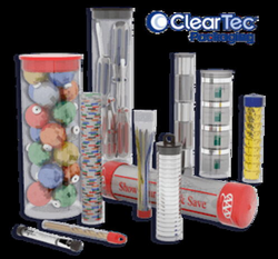 Clear Plastic Tubing and Clear Plastic Containers for Packaging and ...