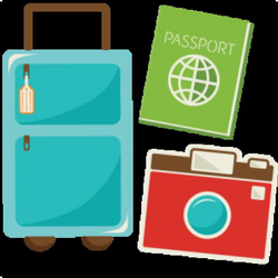 Daily FREE Cut File} Travel Set -- Available for FREE today only ...