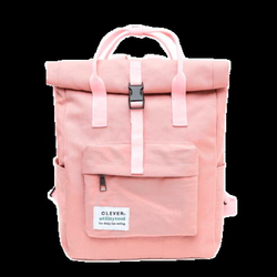 itGirl Shop CLEVER PALE CUTE COLLEGE BACKPACK Aesthetic Apparel ...