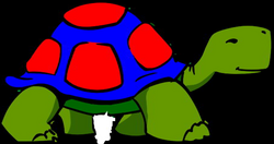 turtle clipart home