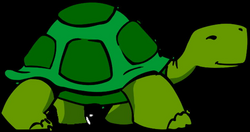 turtles clipart animation