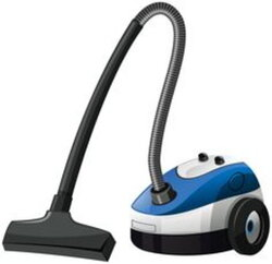 vacuuming clipart washer