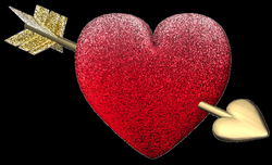 Valentine Heart PNG Clipart | Gallery Yopriceville - High-Quality ...