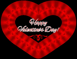 Happy Valentines Day Heart PNG Clipart Image | BE MINE ...