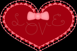 Valentine's Day Heart Icons PNG - Free PNG and Icons Downloads
