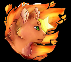Firestar by Flavea.deviantart.com on @DeviantArt | Warrior Cats ...